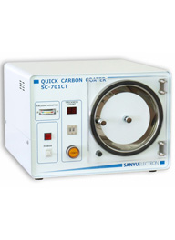 SC-701CT QUICK CARBON COATER